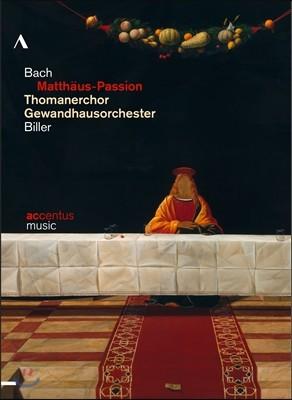 Thomanerchor Leipzig 바흐 : 마태수난곡 - 성 토마스 합창단, 라이프치히 게반트하우스 오케스트라 (Bach: St Matthew Passion, BWV244)