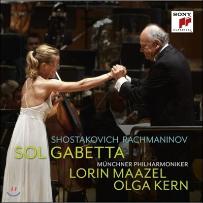 Sol Gabetta 쇼스타코비치 / 라흐마니노프: 첼로 협주곡 1번, 소나타