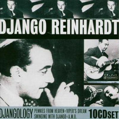 Django Reinhardt - Djangology (10CD Wallet Box Set)