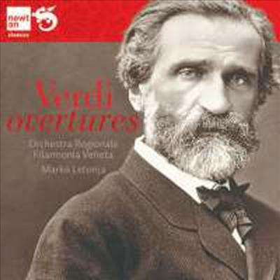 베르디: 신포니아와 서곡들 (Verdi: Sinfonias & Overtures) - Marko Letonja