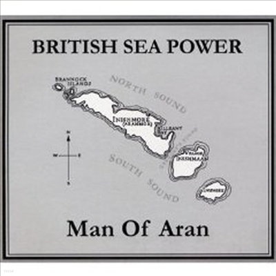 British Sea Power - Man Of Aran (CD+DVD)