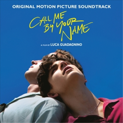 O.S.T. - Call Me By Your Name (콜 미 바이 유어 네임) (180G)(2LP)