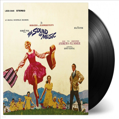 O.S.T. - Sound Of Music (사운드 오브 뮤직) (Soundtrack)(180g LP)