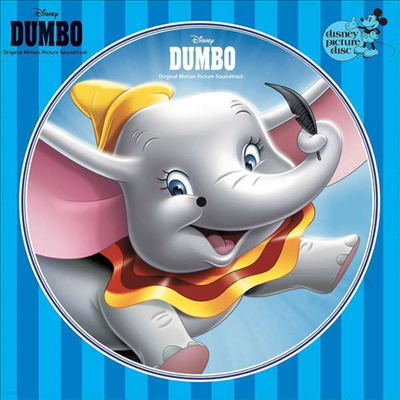 O.S.T. - Dumbo (덤보 1941)(Picture LP)