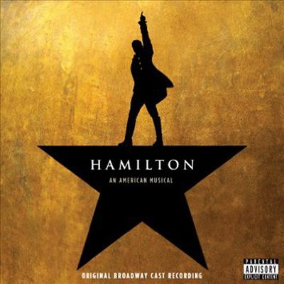 O.B.C.R. - Hamilton (해밀턴) (Original Broadway Cast Recording)(2CD)
