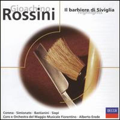 로시니: 세빌리아의 이발사 - 하이라이트 (Rossini: Il barbiere di Siviglia - Highlights) - Ettore Bastianini