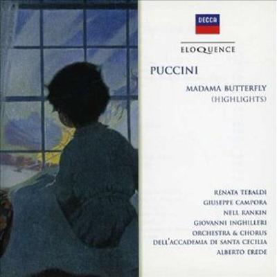 푸치니: 나비부인 - 하이라이트 (Puccini: Madama Butterfly - Highlights) - Alberto Erede