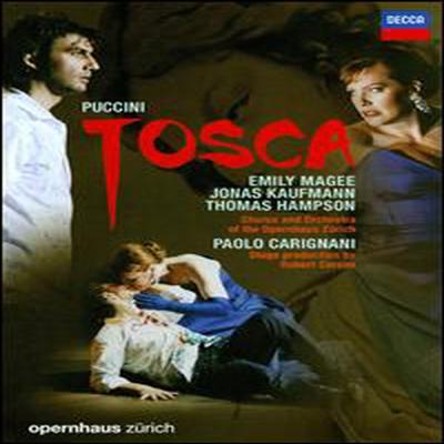 푸치니: 토스카 (Puccini: Tosca) (지역코드1)(한글무자막)(DVD)(2011) - Emily Magee