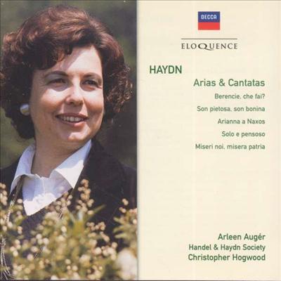 하이든: 아리아와 칸타타 (Haydn: Arias & Cantatas) - Arleen Auger