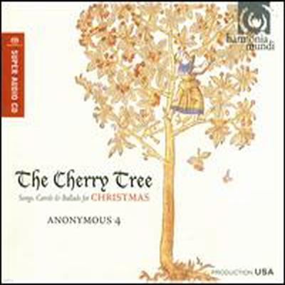 Cherry Tree: Songs, Carols & Ballads for Christmas (SACD Hybrid) - Anonymous 4