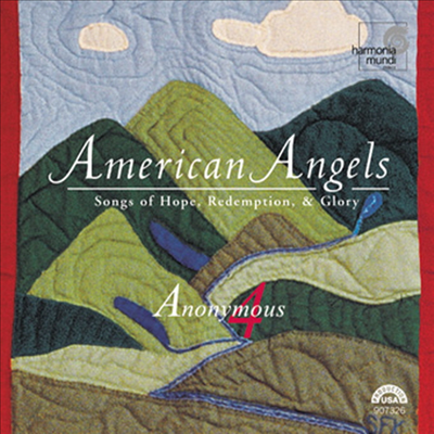 미국의 18-19세기 찬송가집 (American Angels) - Anonymous 4