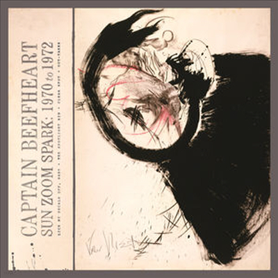 Captain Beefheart - Sun Zoom Spark: 1970 To 1972 (Ltd. Ed)(Remastered)(180G)(4LP Boxset)