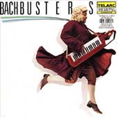 바흐 버스터즈 (신디사이저로 연주하는 바흐) (Bachbusters - J.S. Bach Synthesized)(CD) - Don Dorsey
