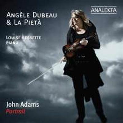 아담스: 로드 무비, 셰이커 루프스 (Adams: Road Movies for Violin & Piano, Shaker Loops for String Septet) - Angele Dubeau