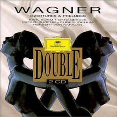 바그너: 서곡과 전주곡 (Wagner: Overture & Preludes) (2CD) - Eugen Jochum
