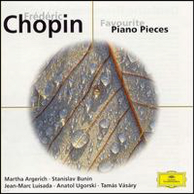쇼팽: 유명 피아노 작품집 (Chopin: Favourite Piano Pieces) - Anatol Ugorski