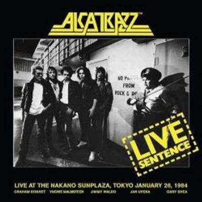 Alcatrazz - Live Sentence (Deluxe Edition)(CD+DVD)