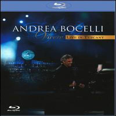 Vivere: Live In Tuscany (Blu-ray) (2009)(2008) - Andrea Bocelli