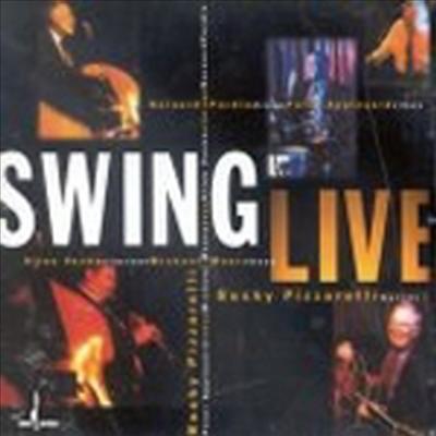 Bucky Pizzarelli - Swing Live
