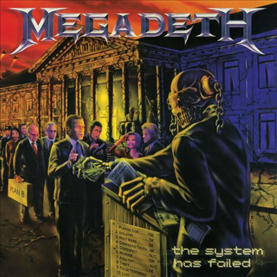 Megadeth - The System Has Failed (2019 Remastered)