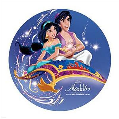 O.S.T. - Aladdin (알라딘) (Picture LP)(Soundtrack)