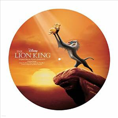 O.S.T. - Lion King (라이온 킹) (Soundtrack)(Picture LP)