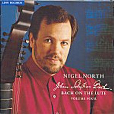무반주 첼로 조곡 3, 5, 6번 (류트 편곡반) (Bach : Suites for Violoncello Solo BWV1009 - 1012 (Transcription For Lute) - Nigel North