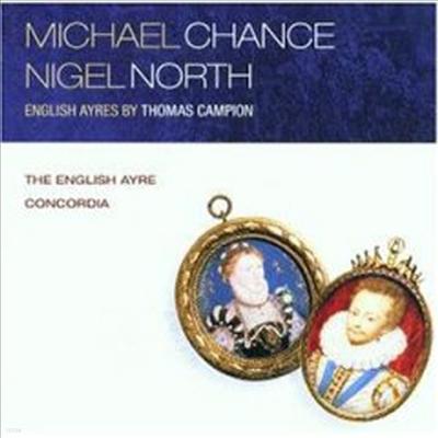 캠피언 - 잉글리쉬 아이레스 (Thomas Campion - English Ayres) - Michael Chance