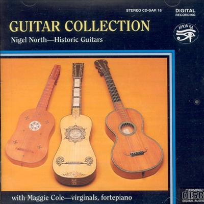 기타 컬렉션 (Guitar Collection)(CD) - Nigel North