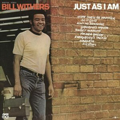 Bill Withers - Just As I Am (180G)(LP)