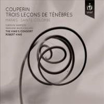 쿠프랭, 마레 & 생트 콜롱브 - 실내악 작품집 (Couperin, Marais & Sainte - Colombe: Chamber Works)(CD) - Robert King