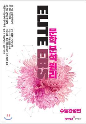 ELITE EBS 문학분석원리 수능완성편 (2019년)