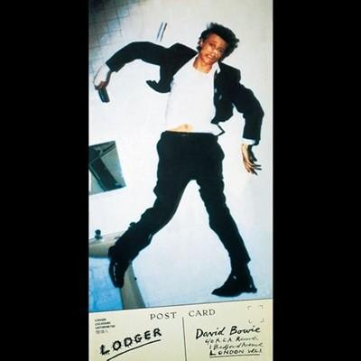 [중고 LP] David Bowie - Lodger (게이트폴드 / Japan 수입반)