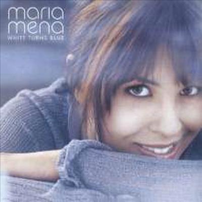 Maria Mena - White Turns Blue (Super-Jewelcase)