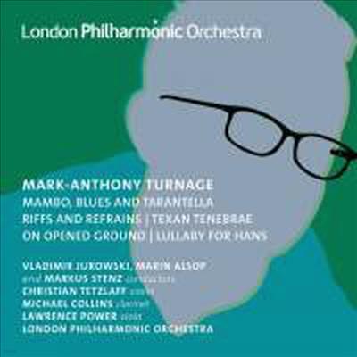 터니지: 비올라 협주곡, 클라리넷 협주곡, 바이올린 협주곡 (Turnage: Concertos & Orchestral Works) - Markus Stenz