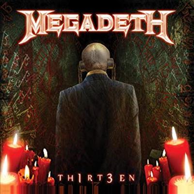 Megadeth - Th1rt3en (2019 Reissue)