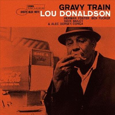 Lou Donaldson - Gravy Train (Ltd. Ed)(일본반)