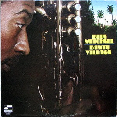Blue Mitchell - Bantu Village (Ltd. Ed)(일본반)