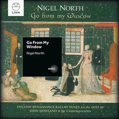 나이젤 노스 - 중세의 류트 음악 (Nigel North - Go From My Window) - Nigel North