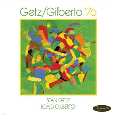 Stan Getz & Joao Gilberto - Betz/Gilberto 76 (Digipack)