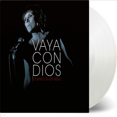 Vaya Con Dios - Comme On Est Venu (Ltd. Ed)(180G)(White Vinyl)(LP)