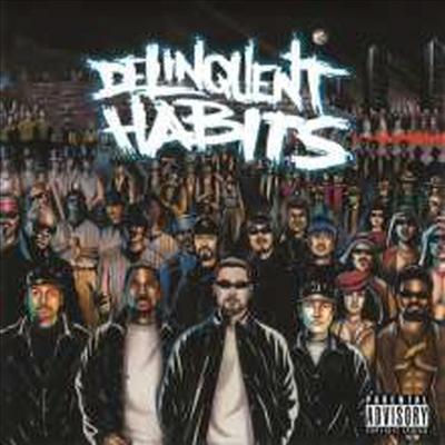 Delinquent Habits - Delinquent Habits (Ltd. Ed)(Gold Colored Vinyl)(180G)(2LP)