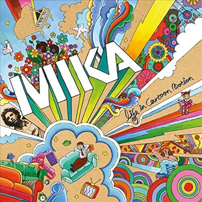 Mika - Life In Cartoon Motion (180G)(LP)