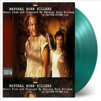 O.S.T. - Natural Born Killers (올리버 스톤의 킬러) (180g Gatefold Green 2LP)