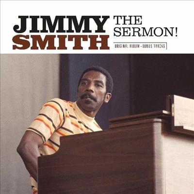 Jimmy Smith - The Sermon! (180G)(LP)
