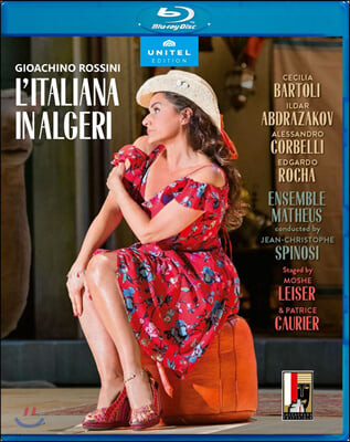 Cecilia Bartoli 로시니: 알제리의 이탈리아 여인 (Rossini: L'Italiana in Algeri)