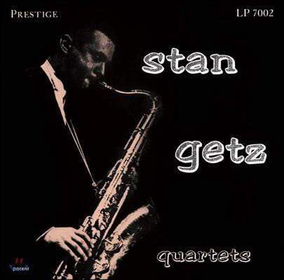 Stan Getz (스탄 게츠) - Stan Getz Quartets