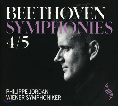 Philippe Jordan 베토벤: 교향곡 4번 5번 `운명` - 필리프 조르당