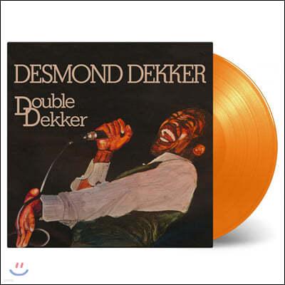 Desmond Dekker (데스몬드 데커) - Double Dekker [오렌지 컬러 2LP]