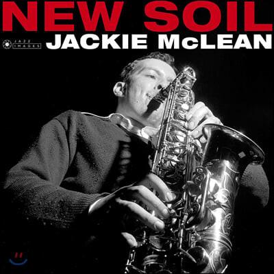 Jackie McLean (잭키 맥린) - New Soil [LP]